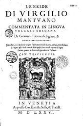 L'Eneide commentata in lingua volgare toscana da Giovanni Fabrini e filippo