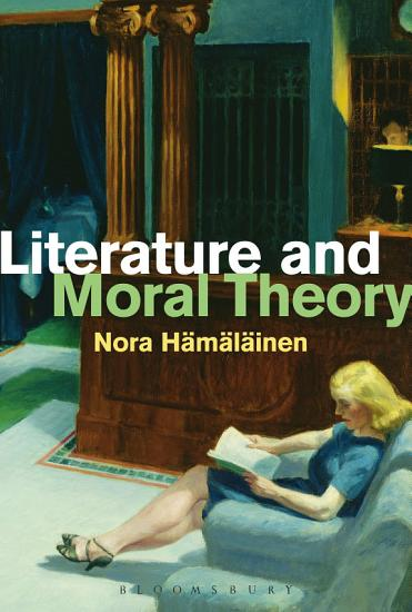 Literature and Moral Theory PDF