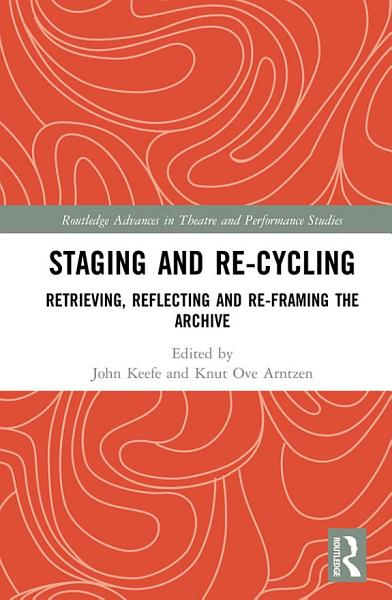 Download Staging and Re cycling Book