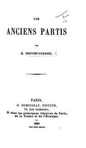 Les Anciens Partis
