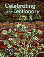 Celebrating the Lectionary   for Primary Grades  Year A PDF