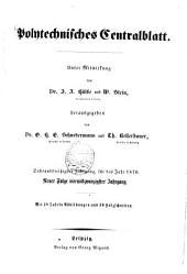 Polytechnisches Centralblatt: 1870