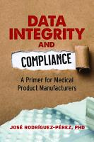 Data Integrity and Compliance PDF