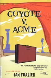 Coyote V Acme Book PDF