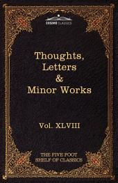 Thoughts, Letters and Minor Works