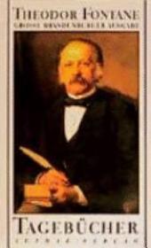 Tage- und Reisetagebücher: Tagebücher 1852, 1855-1858