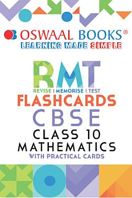 Oswaal CBSE RMT Flashcards Class 10 Mathematics  For 2021 Exam  PDF