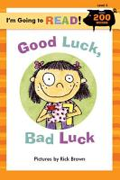Good Luck  Bad Luck PDF