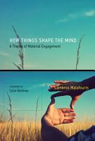 How Things Shape the Mind PDF