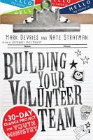Building Your Volunteer Team PDF