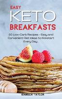 Easy Keto Breakfasts PDF