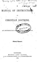 A Manual of Instructions in Christian Doctrine PDF