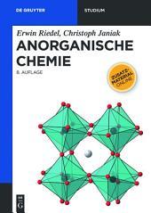 Anorganische Chemie: Ausgabe 8
