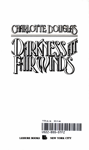 Darkness at Fair Winds