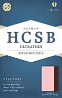 Ultrathin Reference Bible HCSB PDF