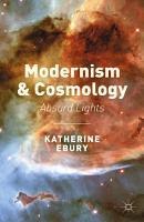 Modernism and Cosmology PDF