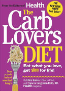 The Carblovers Diet Book PDF