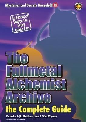 The Fullmetal Alchemist Archive PDF