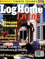 Log Home Living PDF