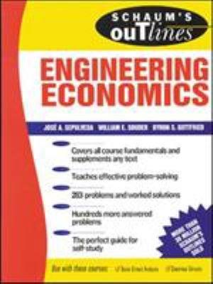 Schaums Outline of Engineering Economics PDF
