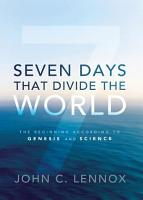 Seven Days That Divide the World PDF