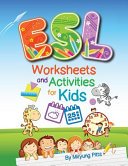 ESL Worksheets and Activities for Kids Book