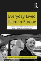 Everyday Lived Islam in Europe PDF