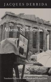 Athens, Still Remains: The Photographs of Jean-François Bonhomme