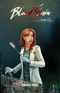 Blood Stain Vol  2 Book