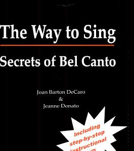 The Way to Sing Book