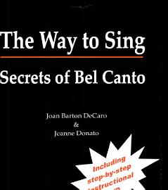 The Way To Sing