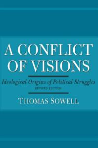 A Conflict of Visions Book