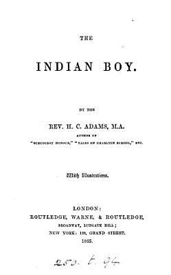 The Indian Boy PDF