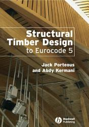 Structural Timber Design To Eurocode 5 Book PDF