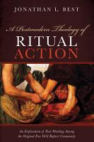 A Postmodern Theology of Ritual Action PDF