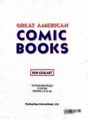 Great American Comic Books