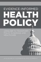 Evidence Informed Health Policy PDF