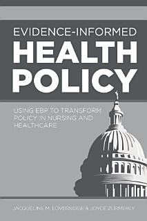 Evidence Informed Health Policy Book