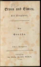 Erwin und Elmire: Ein Singspiel