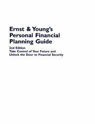 Ernst and Young s Personal Financial Planning Guide PDF
