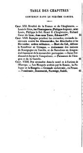 Histoire du moyen age: Rivalité de la France et de l'Angleterre aux XIIe et XIIIe siècles. Croisades espagnoles. Croisades du nord, Volume6