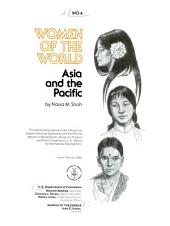 Women of the world: Asia and the Pacific