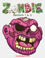 Zombie Malbuch 1   2 PDF