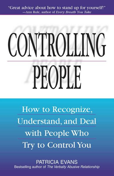 Download Controlling People Book