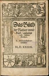 Das Buch der Richter und Ruth ausgelegt