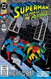 Superman: The Man of Steel (1991-) #14