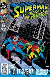 Superman: The Man of Steel (1991-) #14