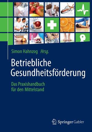 Betriebliche Gesundheitsf  rderung PDF