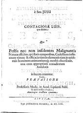 Athanasii Kircheri è Soc. Iesu scrutinium physico-medicum contagiosae luis quae dicitur pestis ...