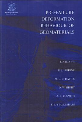 Pre Failure Deformation Behaviour Of Geomaterials